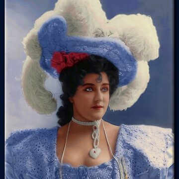 Lillian Russell by rgerhard