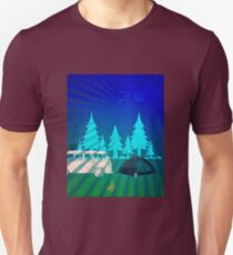 Let's Go Camping Unisex T-Shirt