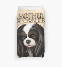 Cavalier King Charles Spaniel Dog Puppy Gifts Duvet Cover