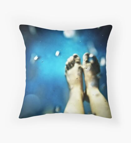 Salt Throw Pillow