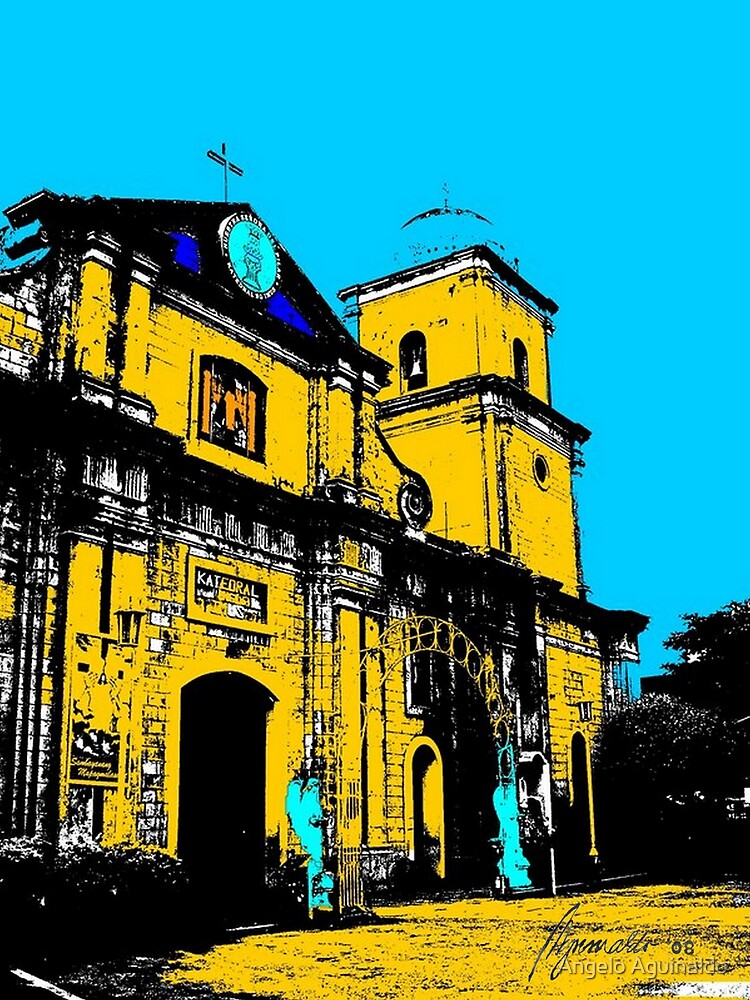 Imus Cathedral by Angelo Aguinaldo