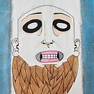 Half beard by th3doctor