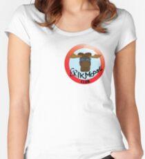 E-r-i-k M-o-o-s-e Club Women's Fitted Scoop T-Shirt