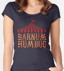 Barnum Humbug Women's Fitted Scoop T-Shirt