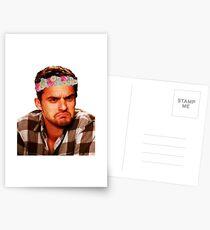 Grumpy Nick Postcards