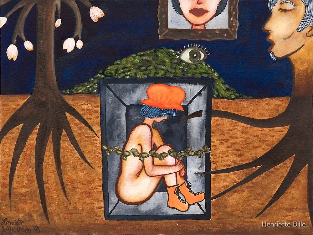 Unbearably unreachable by Henriette Bille