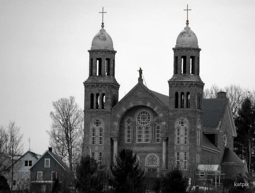 Saint Mary's Church by katpix