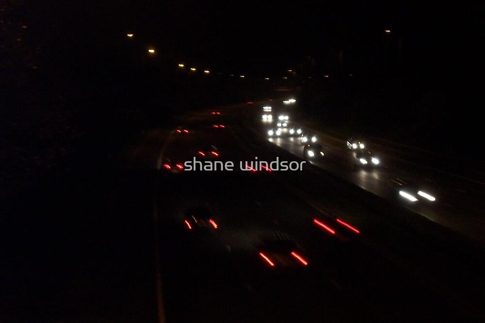 night cars  by shane windsor