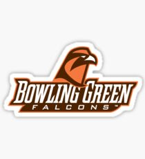 Bowling Green Falcons Sticker