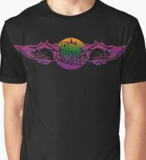 Wings Sunset DLHR Daddy Longleg's Homegrown Revival2 Graphic T-Shirt