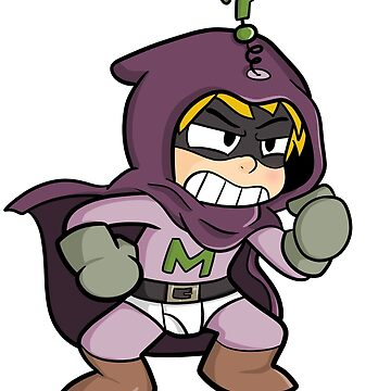 Dying Effing Hurts - Mysterion by geekmythology