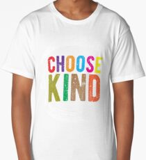 Choose Kind Long T-Shirt