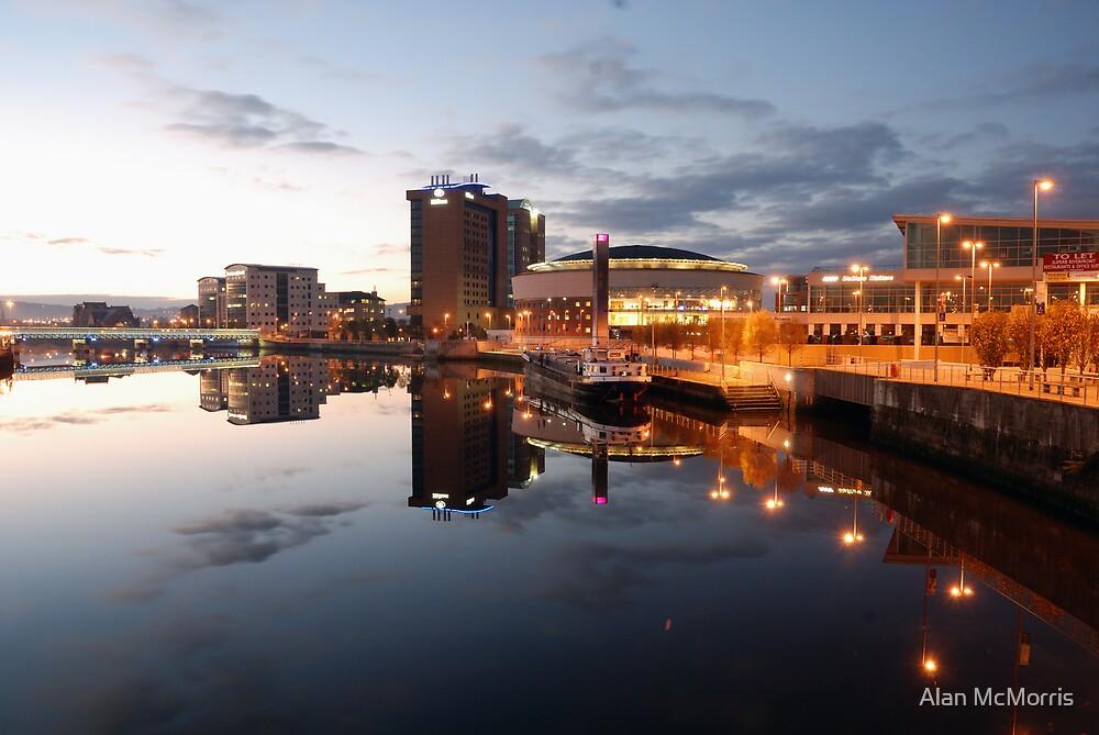 Belfast Waterfront by Alan McMorris