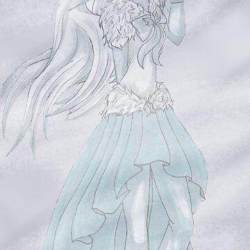 sailor whiteout by AnimeGamerGirl