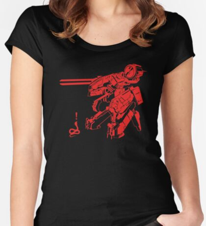MG-REX Women's Fitted Scoop T-Shirt