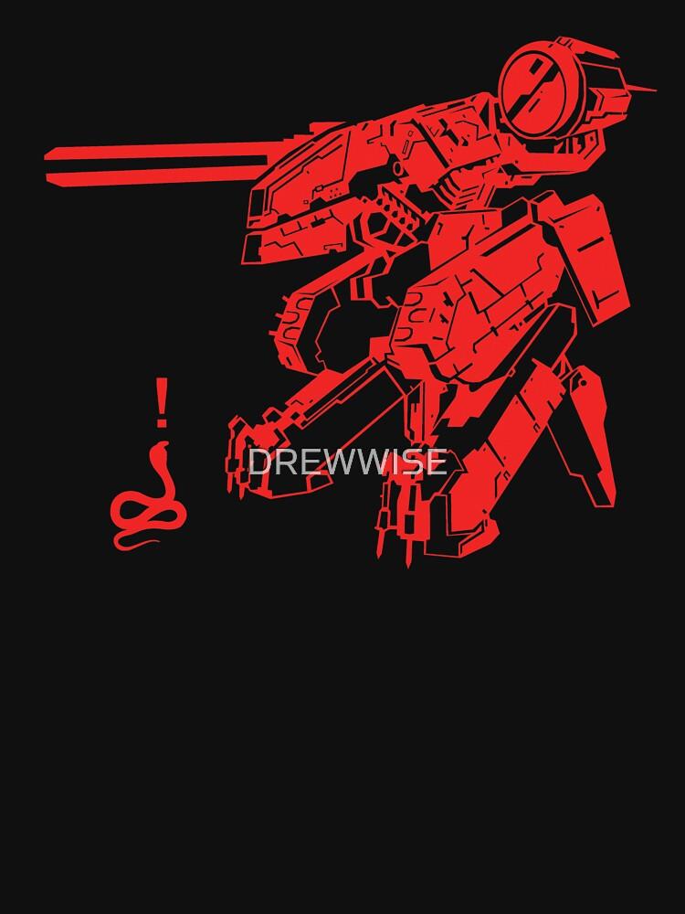 MG-REX by DREWWISE