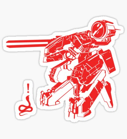 MG-REX Sticker
