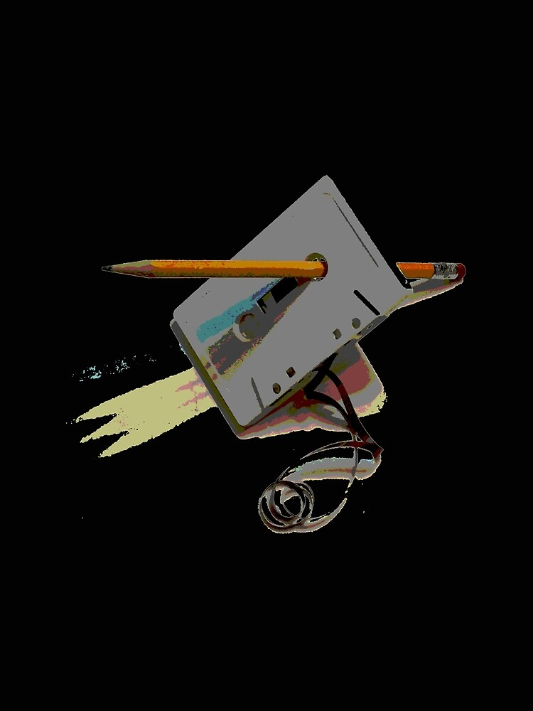 tape and pencil loose tape  by tightenup