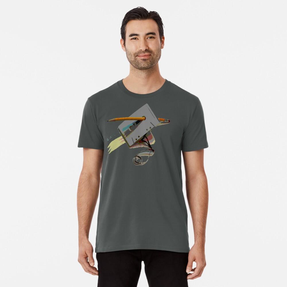 tape and pencil loose tape  Premium T-Shirt