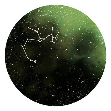 Sagittarius by Gursh