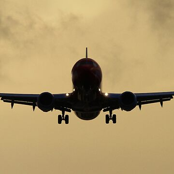 Boeing 737 Final Approach by code7600