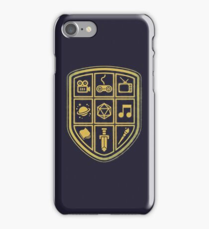 NERD SHIELD iPhone Case/Skin