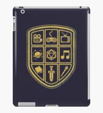 NERD SHIELD iPad Case/Skin