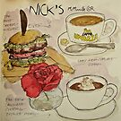 Nick's McMinnville by dkatiepowellart