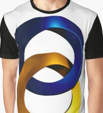 Mobius object Graphic T-Shirt