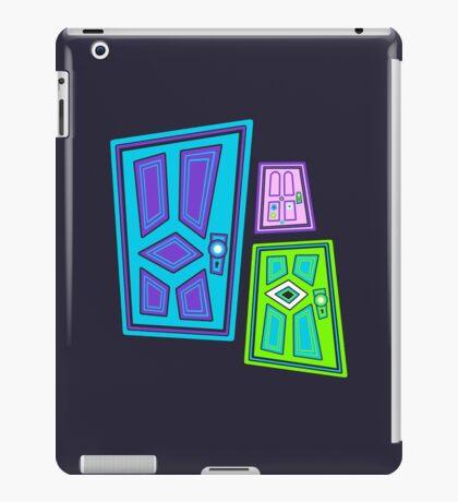 PICK A DOOR! iPad Case/Skin