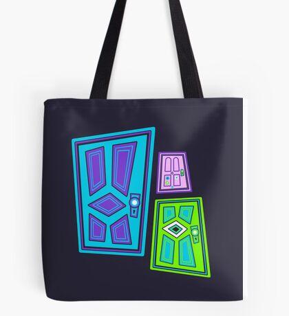PICK A DOOR! Tote Bag