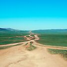 Mongolian Adventure by Joseph Tame