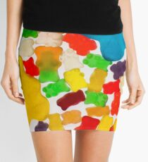 Gummy Bears Mini Skirt