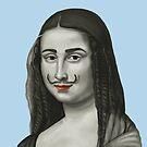 Mona Frida Dali by mjviajes