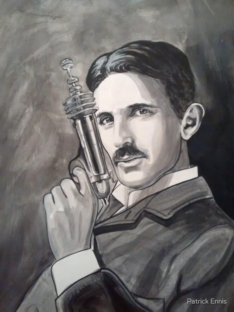 Nikola Tesla raygun by PatrickEnnis