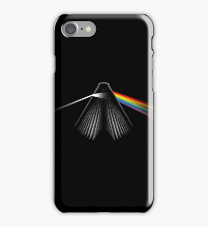 THE RAINBOW SIDE OF READING iPhone Case/Skin