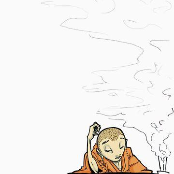 monk by velcrofalcon