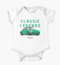Classic Legends 911 (green) One Piece - Short Sleeve