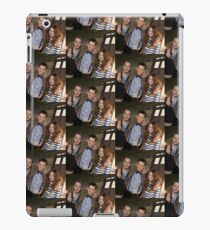 Matt smith, Karen Gillan and Arthur darvill iPad Case/Skin