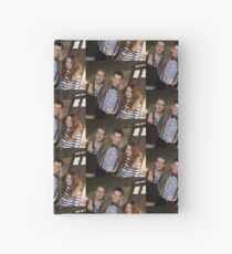 Matt smith, Karen Gillan and Arthur darvill Hardcover Journal