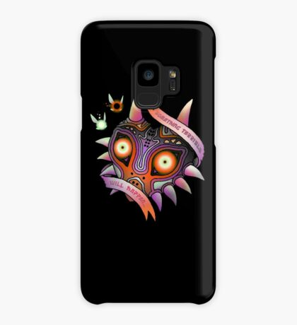 TERRIBLE MASK Case/Skin for Samsung Galaxy