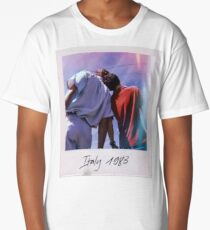 CMBYN Italy 1983 Polaroid Long T-Shirt