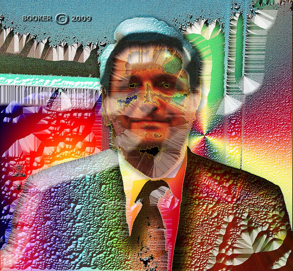 PSYCHEDELIC MEZZ MEISTER by BOOKMAKER