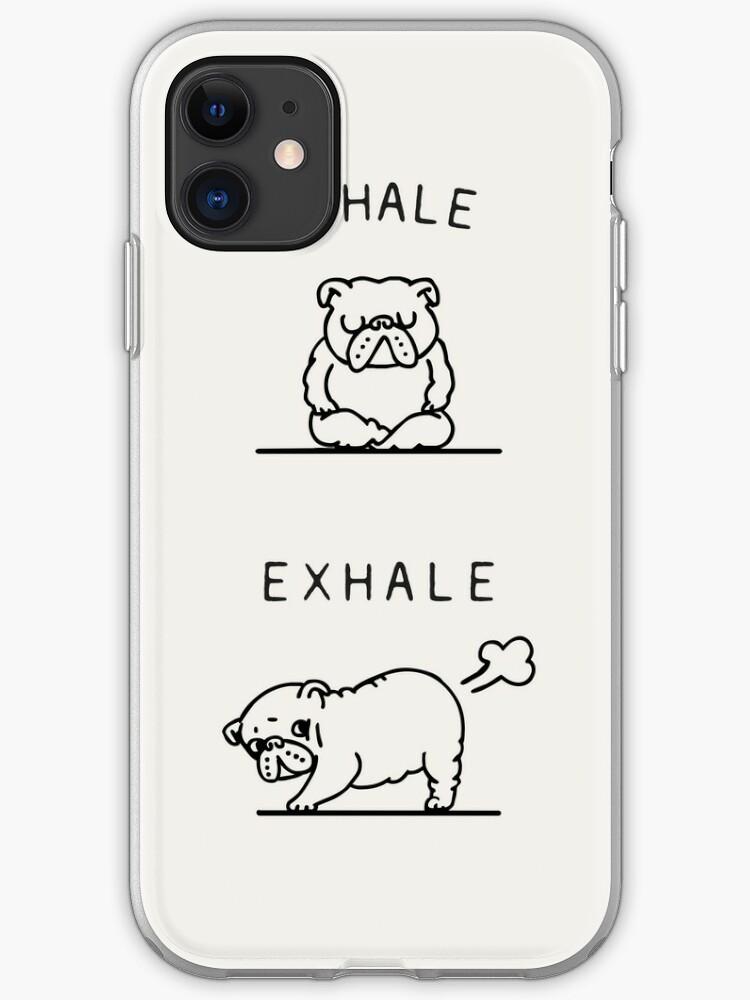 Hedgehog Yoga iphone 11 case