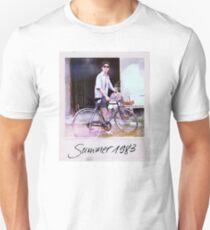 Elio Polaroid 1983 Unisex T-Shirt