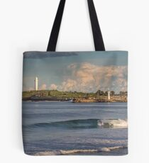 North Wollongong Beach Tote Bag