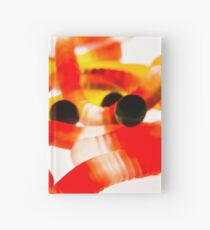 Gummy Worms Hardcover Journal