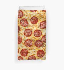 Pepperoni Pizza Duvet Cover