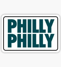 Philly Philly (Eagles) Sticker