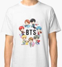 BTS DNA X BT21  Classic T-Shirt